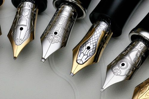 Old Fashioned Pen
