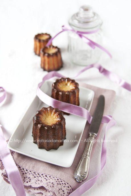 Cannelés (Cannelés) de Bordeaux | Food styling & recipes | Pinterest