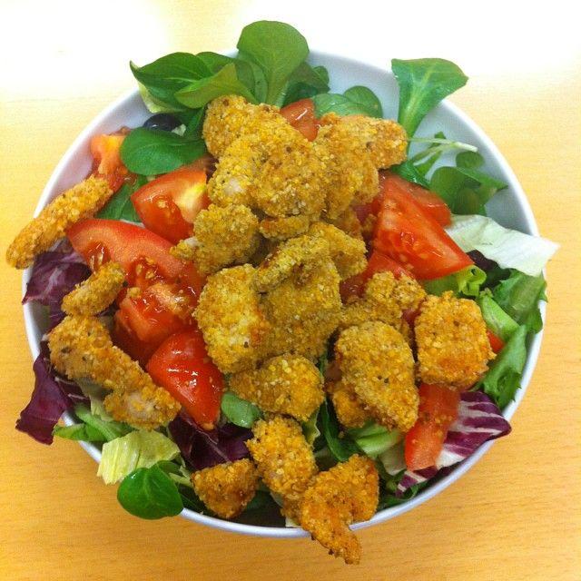 Healthy Bake Chicken Nuggets @salandersally