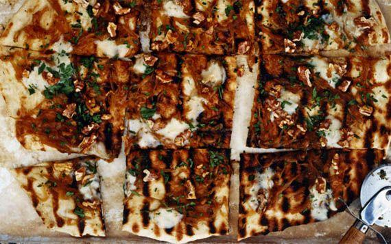 spanakopita pizza | Dinner Ideas | Pinterest