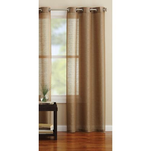 Sheer Curtains : walmart sheer curtains panels Walmart Sheer ...