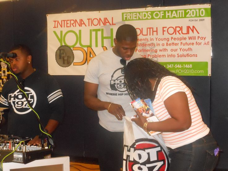 d day youth forum
