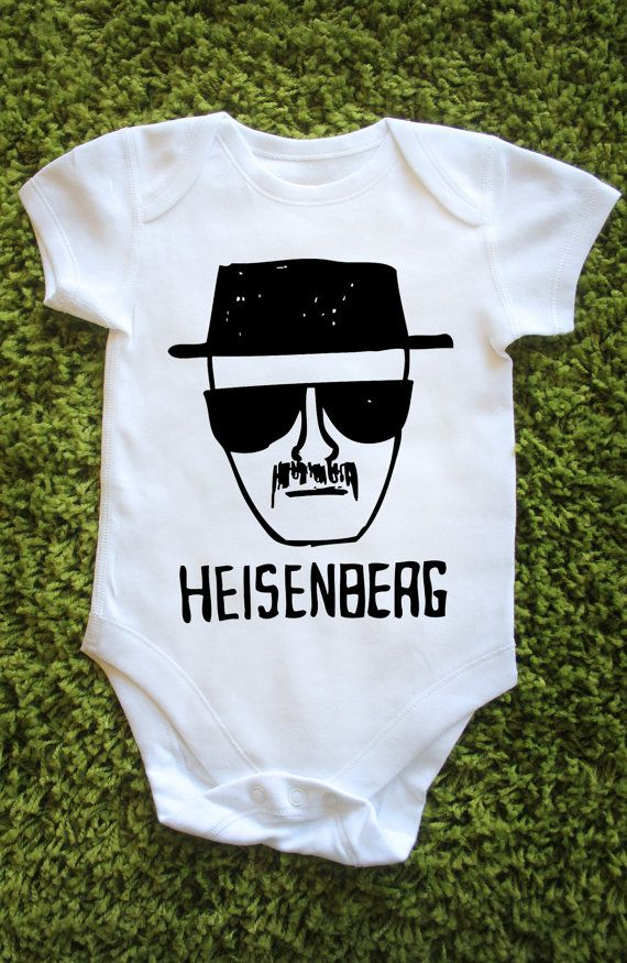 Breaking Bad Baby Clothes