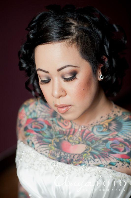 Light Bridal Makeup : Pin by AnyaFoto on Bridal Make Up Pinterest