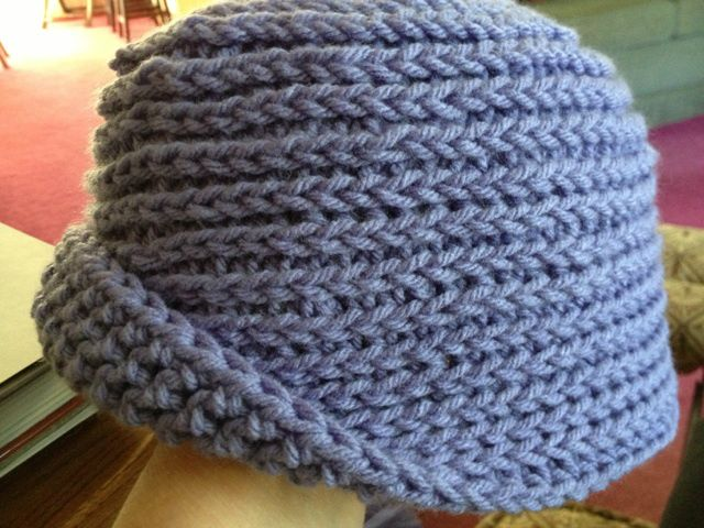 Crochet Beanie - www.jfitzjournal.com - pattern, stitch looks like ...