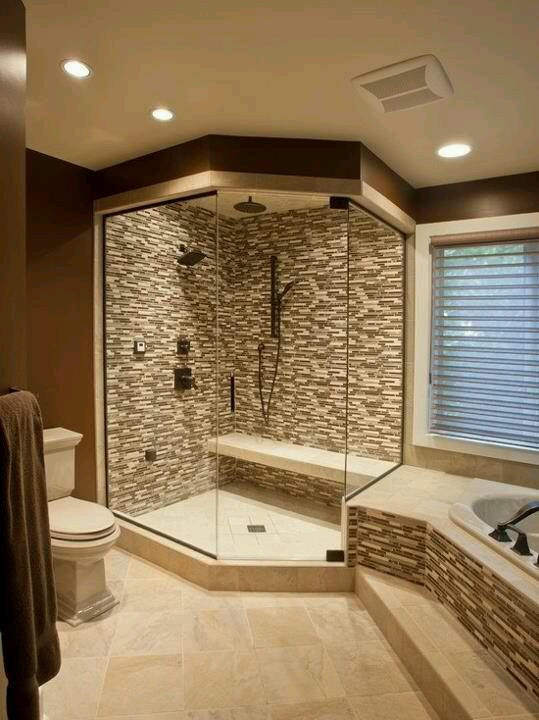 Thin tiles | * Master Bath * | Pinterest