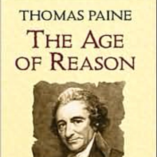 the age of reason The age of reason being an investigation of true and fabulous theology jun 14, 2011 06/11 by paine, thomas, 1737-1809 texts eye 419 favorite 0.
