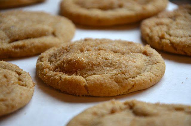 Brown Sugar Crinkle Cookies | Sweets | Pinterest