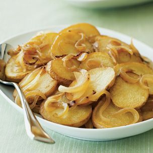 Potatoes Lyonnaise | Williams-Sonoma French, Basically potatoes and ...
