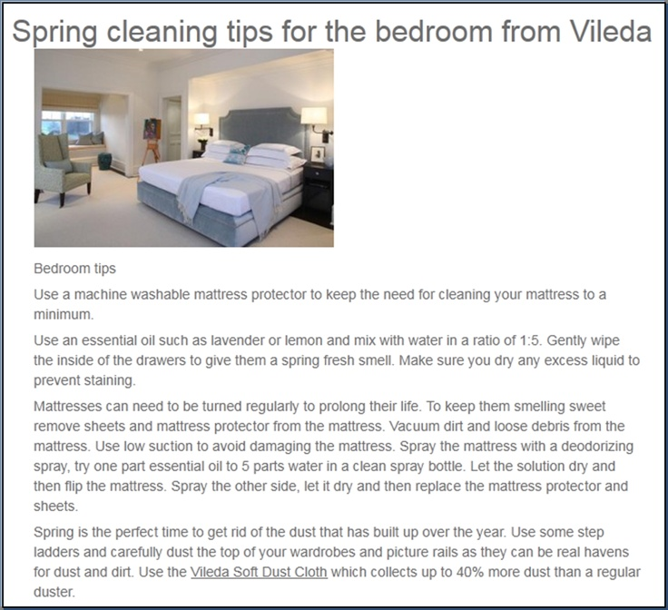 spring cleaning tips for the bedroom i may use this sometime