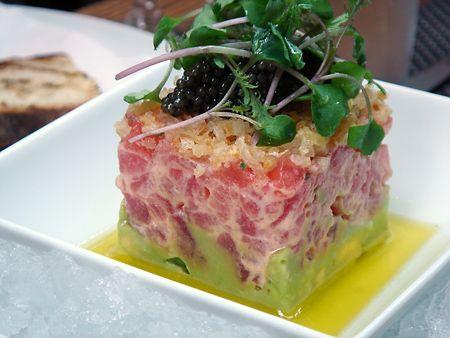 Tuna Tartar & Avocado | Interesting Recipes To Try! | Pinterest