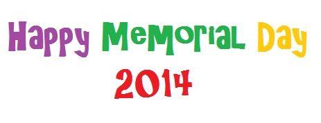 memorial day year 2014