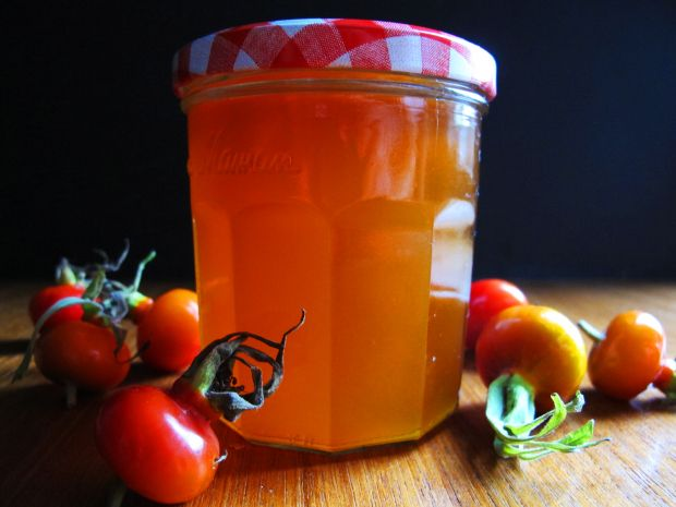 rose hip jelly. | sweets. | Pinterest