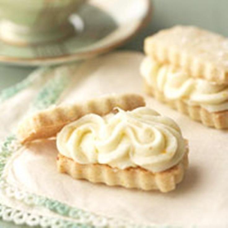 Vanilla Shortbread Cookies Recipes — Dishmaps