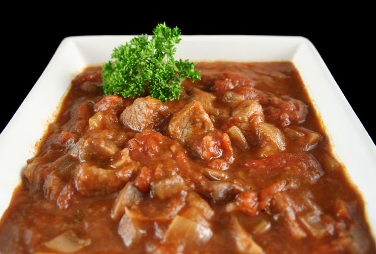 Belgian Beef and Onion Stew - The Heritage Cook™