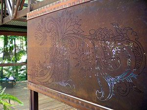 Inexpensive outdoor privacy screens decor ideas pinterest for Cheap privacy screens