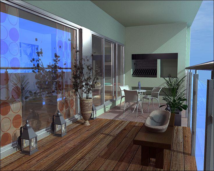 Pin by whynot arquitectura on exteriores pinterest - Disenos de terrazas ...
