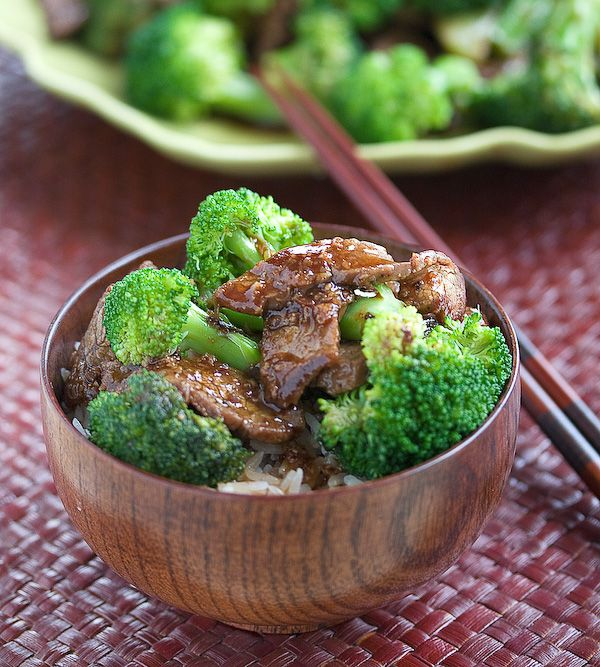 New Asian Cuisine: Chinese Broccoli Beef | Asian Cuisine & Recipes ...