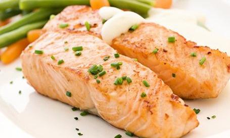 Lemon-Dill-And-Garlic-Salmon-Recipe | Seafood, salmon and fish | Pint ...