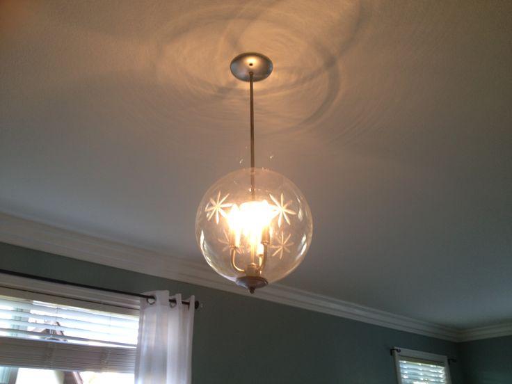 Pin by margaret reifer on home inspiration pinterest for Dining room globe lighting