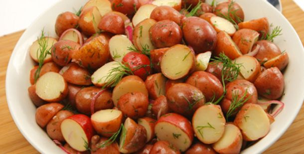 New Potato Salad | recipes | Pinterest