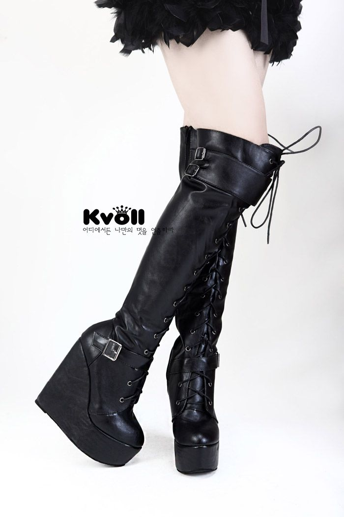 wholesale Tight high boots buckle vogue popular women shoes X56251