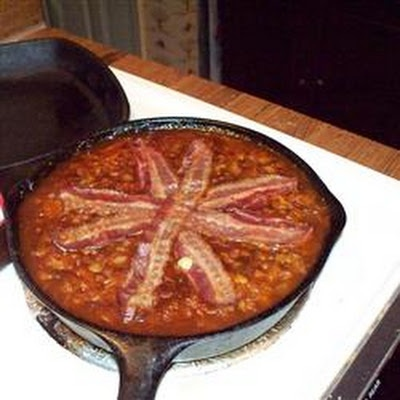 Bacon Baked Beans   Cooking for the house!   Pinterest