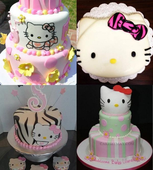 hello kitty baby shower cakes baby shower ideas pinterest