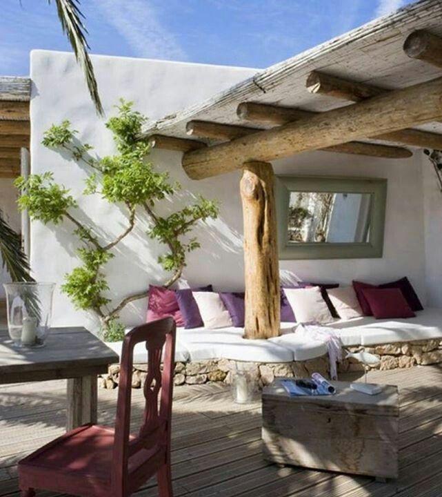 Mediterranean mediterranean beach house style pinterest for Mediterranean style beach house