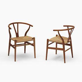 danish design the wishbone chair furniture pinterest. Black Bedroom Furniture Sets. Home Design Ideas