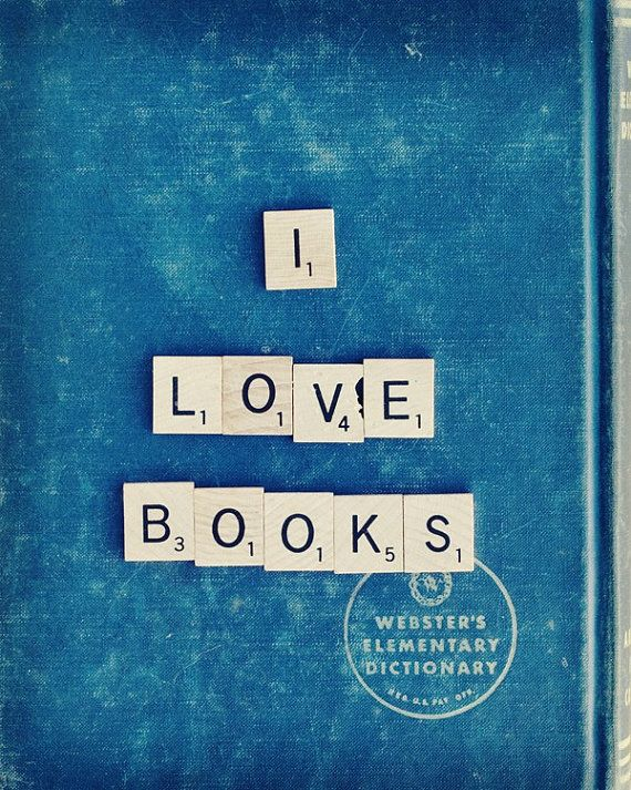 I Love Books Vol. 2 Fine Art Print Signed by TheLightFantastic