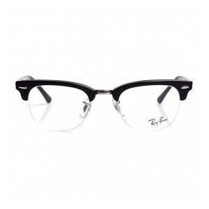 What Are Half Frame Glasses Called : Rayban Optical Half Frame Glasses 5201. Combination ...