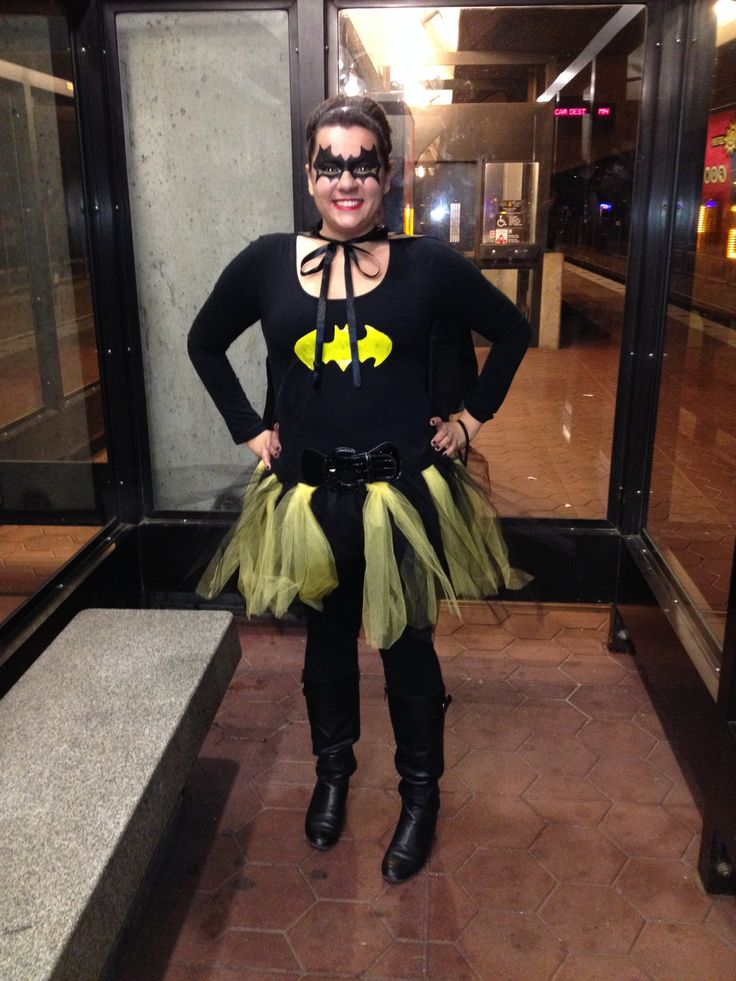 Diy batgirl costume with tutu - photo#7