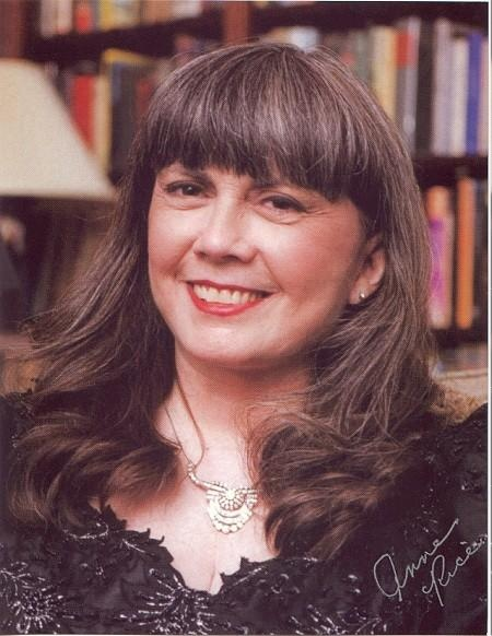 Young anne rice