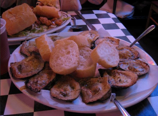Roasted Oysters at Acme | New Orleans | Pinterest