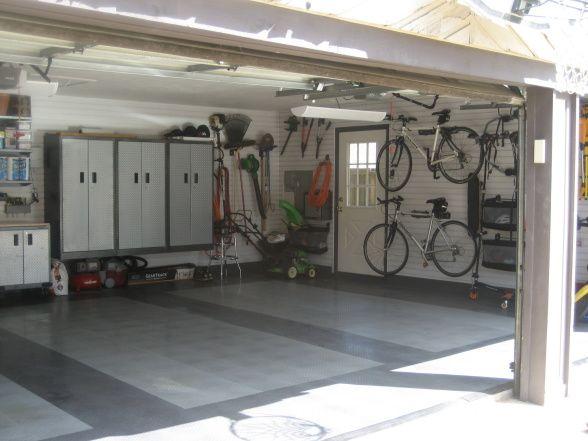 floating garage cabinets