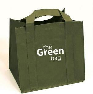the green bag go green