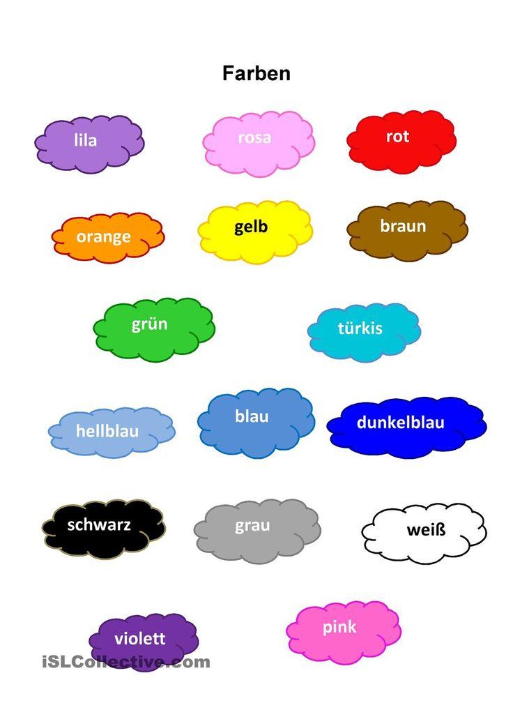 Schön Farbmuster Für Kinder Ideen - Ideen färben - blsbooks.com