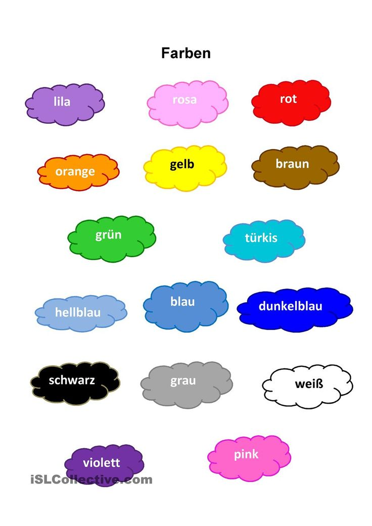 Nett Farben In Englisch Arbeitsblatt Ideen - Super Lehrer ...
