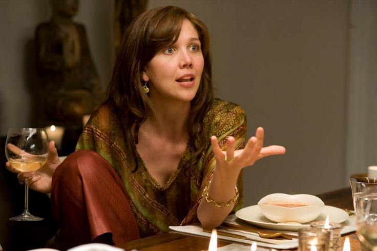 Maggie Gyllenhaal in American Life (Away we go)