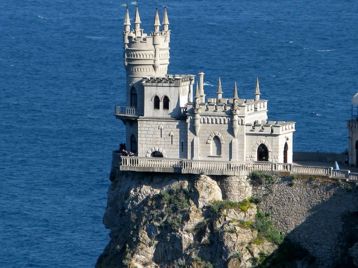 Swallows Nest Castle, Ukraine | Castles | Pinterest