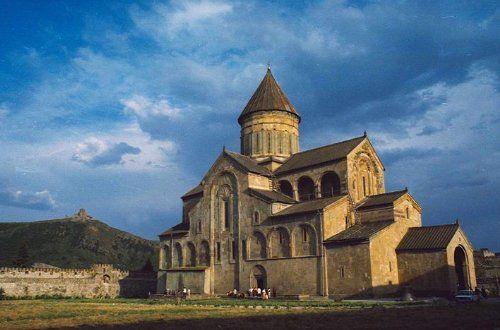 Svetitskhoveli Cathedral, Mtscheta (Georgia)
