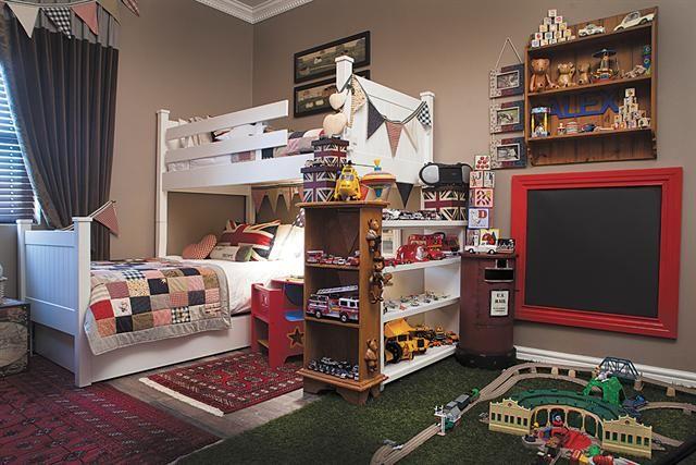 idees vir slaapkamer dekor : Idees vir kinderkamers Kinderlaan