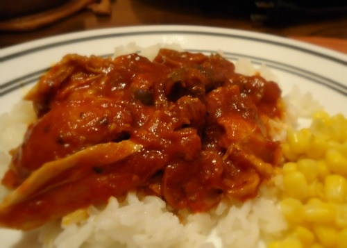 crock pot chicken cacciatore | Recipes | Pinterest