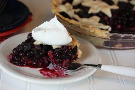 Gluten Free Blueberry Pie | Gluten Free Sweets | Pinterest
