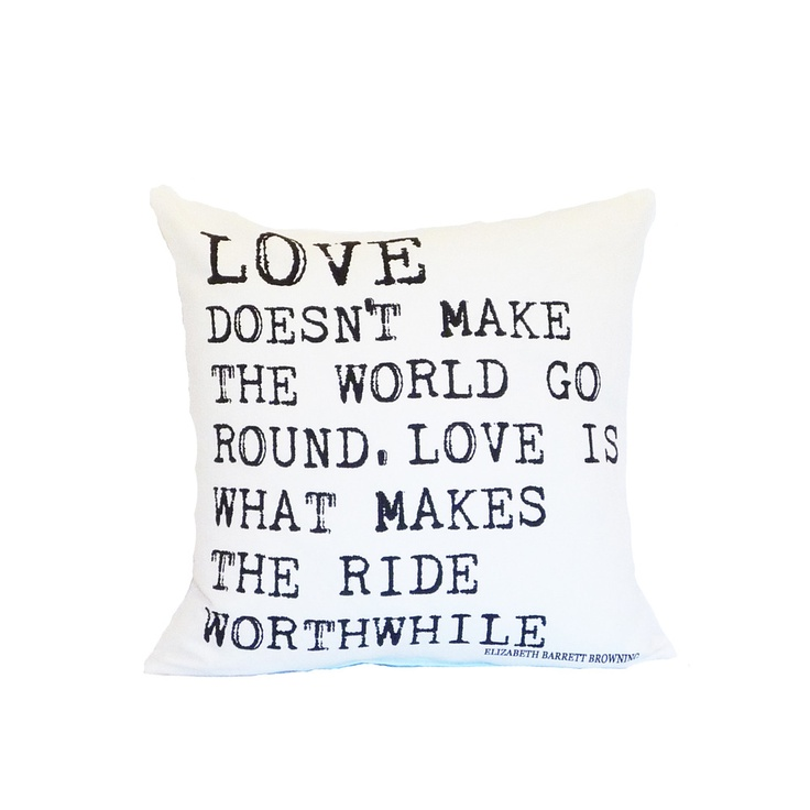 Throw Pillow With Quotes : Throw Pillows With Quotes. QuotesGram