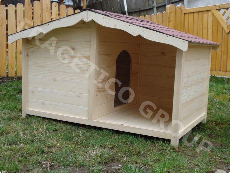 Wooden dog house maxx medium sizejpg 1024x768 for Dog houses for medium dogs
