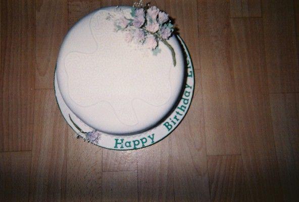 Irish, Clover, Birthday Cake   Cakes   Pinterest