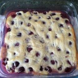 Cherry Cobbler I Allrecipes.com yummy!