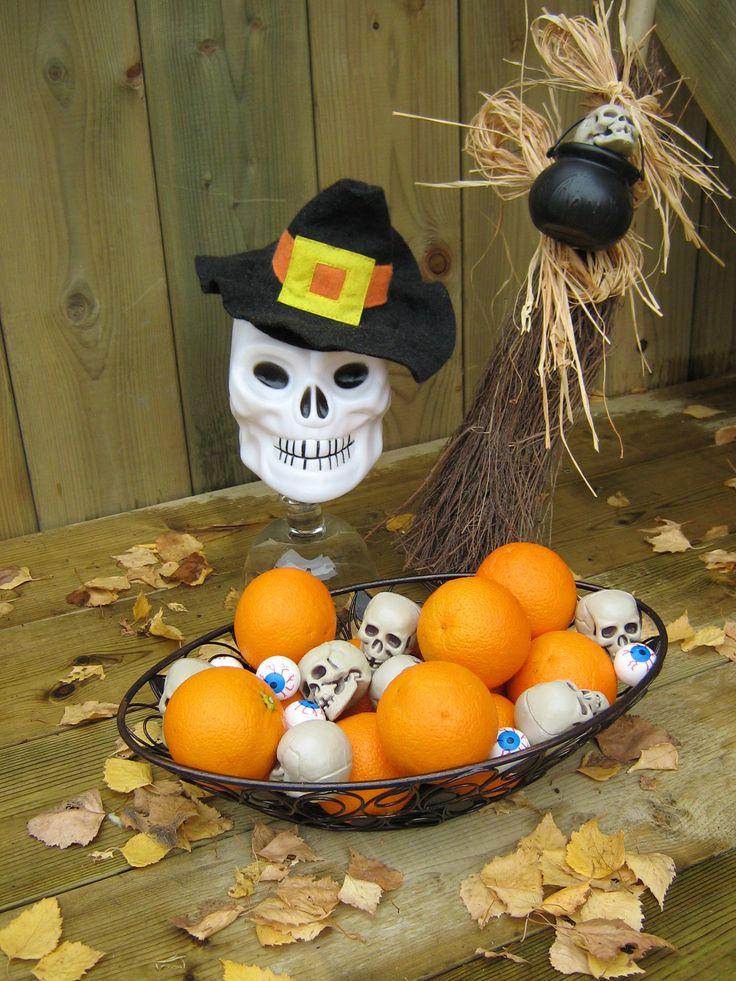 Halloween Decorations #owl #skull #ghost #halloween #decorations